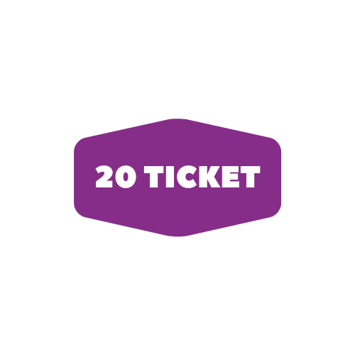 BOX 20 ticket Supporto24